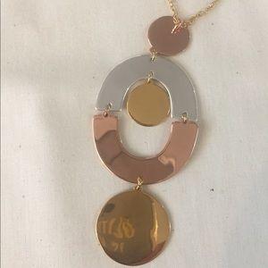 NWT J Crew Orbit Necklace